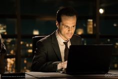 Andrew Scott - James Bond Spectre 2015 - Are we sure that he isn't going to be the villain in this movie?