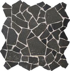 Palladiana Gaia XL Lava di Mosaic Miro Production   Mosaici