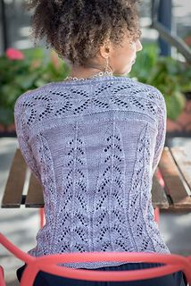 42nd & Lex by Kathleen Dames, pattern available on Ravelry.