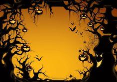 HD 'Happy Halloween Wallpapers' Free for Desktop & iPhone Photo Halloween, Halloween Poster, Creepy Halloween, Halloween Pictures, Halloween Stuff, Fall Halloween, Halloween Ideas, Halloween Designs, Halloween 2018