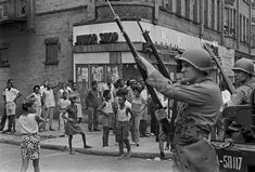 In July 1967, Newark erupted with violence after rumors circulated that a black cabdriver had been beaten and killed by white police officers. He was actually alive — arrested and injured — but for many black residents, it was just another example of Newark's systemic problems with police abuse, racism, and corruption.