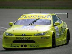 #Peugeot 406 Coupe BTCC '2001