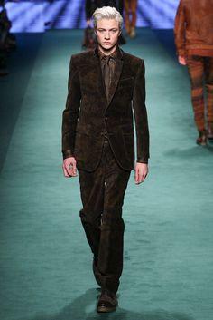 Etro Fall 2015 Menswear Fashion Show