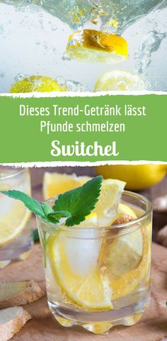 Switchel - Das Trend-Getränk!
