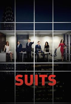 USA Network Original Series - Suits stars Patrick J. Adams as Michael Mike Ross and Gabriel Macht as Harvey Specter working at a law firm in NYC. Serie Suits, Suits Tv Series, Suits Usa, Women's Suits, Suits Show, Suits Tv Shows, Gabriel Macht, Falling Skies, Harvey Specter