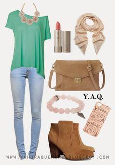 Y. A. Q. - Blog de moda, inspiración y tendencias: [Y ahora qué me pongo en] la universidad