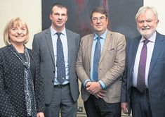 THE benefits of omega-3 fatty acids in the diet was the topic of the 28th Annual Dairy Council for Northern Ireland (DCNI) Nutrition lecture at Ulster University, which was delivered by Professor Philip C Calder. #DairyEvent #DairyNews #DairyCouncil #UlsterUniversityNews