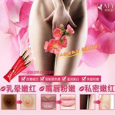 Las mujeres Aclarante pezón Vagina Labios privado parte Blanqueamiento Bleach Crema Bonito Rosa   Belleza y salud, Cuidado de la piel, Crema aclaradora   eBay!