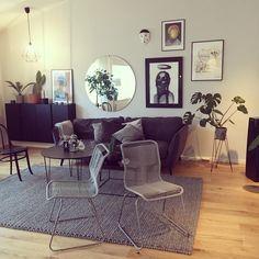 """57 gilla-markeringar, 5 kommentarer - Joacim Lagerström (@lagerstroemjoacim) på Instagram: """"6st Panton One har äntligen kommit hem från Danmark 🇩🇰 #pantone #montanafurniture"""""""