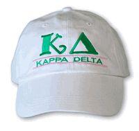 Custom sorority hat
