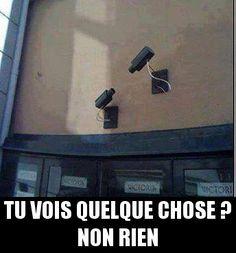 Cam�ras de surveillance