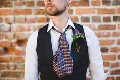 Dramatic, Dark and Romantic Wedding Ideas