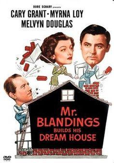 Mr. Blandings Builds His Dream House [DVD]