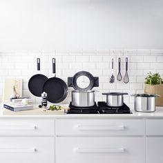 Tak wyposażamy kuchnię na fabrykaform.pl :) Kolekcja Gravity od Eva Solo.