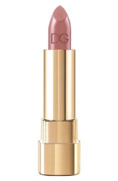 Women's Dolce&Gabbana Beauty Classic Cream Lipstick - Petal 135