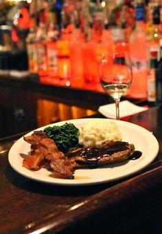 Joe Allen Restaurant Sautéed Calf's Liver