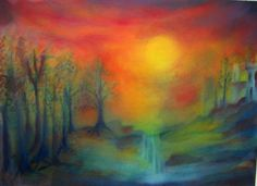 Image result for advent watercolour waldorf