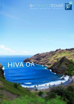 Discover beautiful hidden bays on Hiva Oa island - Marquesas ... http://www.etahititravel.com/