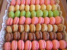 Adoro i macarons!