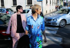 Milão Fashion Week Outono 2015 | Stefany