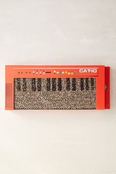 Cat-io Keyboard Cat Scratcher - Urban Outfitters