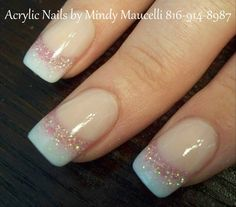 Acrylic Nails by Mindy Maucelli   Liberty, MO