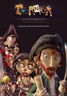 A MiCA divulgou esse postal sobre a Mostra Tournier em Movimento: a expressão da animação uruguaia, que ocorreu também em São Paulo.  mais em facebook.com/micaideias