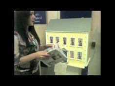 Amber House - a dolls house and miniature video by The Dolls House Emporium
