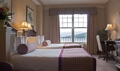Located in Lake George Village, our historical resort & conference center features hotel rooms & weddings with views of Lake George & the Adirondack Mountains. Lake George Ny, Lake George Village, Lake George Resorts, Adirondack Mountains, Fort William, Grand Hotel, Lake View, Conference, Room