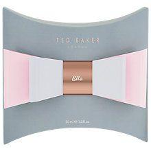 Buy Ted Baker Beauty Bow Ella Gift Set Online at johnlewis.com