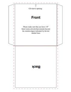 DVD CD Cover Template, free | Teaching design | Pinterest | Cd ...