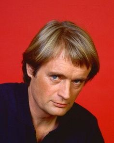 """David McCallum - played Illya Kuryakin, a Russian secret agent on """"The Man from UNCLE"""". Description from pinterest.com. I searched for this on bing.com/images"""