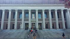 Harvard University Library - Boston, MA