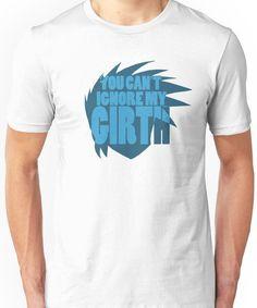 gary oak GIRTH correction Unisex T-Shirt