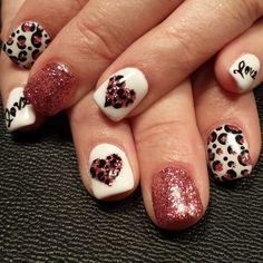 Light Elegance/hard gel manicure Instagram: styleandgracesalon  Facebook: Gel Nails By Nichole