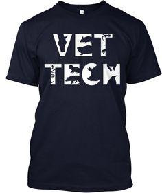 Vet Tech Tee | Teespring