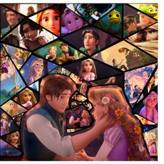 Tangled is one of my favorite Disney movie!!!