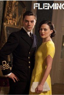 """Fleming: The Man Who Would Be Bond  (BBC America-January 2014) a mini-series starring; Dominic Cooper as Flemming, while Laura Pulver plays his love interest, Ann O'Neill. Co-stars; Annabelle Wallis, Lesley Manville, and Anna Chancellor among others. Fleming is a playboy with dreams of becoming the """"ultimate"""" man. During WWII he is recruited by British Intelligence and becomes a master of espionage. Directed by Mat Whitecross. Produced by Sarah Curtis with others.(source: deadline.com…"""