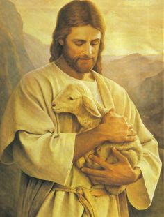 ...the Lamb of God