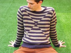 Dayana Knits: Knit For Your Man Without Consequences! - Vidal from Rowan Mag 53