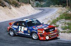 Porsche 911 SC (Gr.4/Cl.3) Antonio Zanini-Jordi Sabater (4º clasificado) Tour de France Automobile (1980)