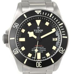 For Sale on - Tudor Pelagos LHD Titanium Steel Mens Watch Automatic self-winding movement. Titanium and steel case 42 mm in diameter. Tudor logo on a crown. Tudor Pelagos, Tudor Heritage Black Bay, Best Fitness Watch, Fitness Watches For Women, Army Watches, Automatic Watches For Men, Elegant Watches, Luxury Watches For Men, Watch Brands