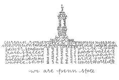 Penn State art - love it!