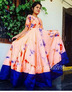 Order contact my WhatsApp number 7874133176 Dress Indian Style, Indian Outfits, Indian Wear, Stylish Dresses, Fashion Dresses, Women's Fashion, Long Gown Dress, Long Frock, Long Dress Design