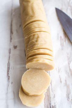 Easy Slice 'n' Bake Vanilla Bean Christmas Sugar Cookies