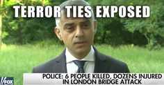 "London Mayor's Ties to Radical Terror Groups Exposed - A new bombshell report outlines London Mayor Sadiq Khan's ""too close for comfort"" ties to radical islamic terror groups. How can Khan be expected to successfully fight Islamic terrorism for London when he's ""in bed"" with terrorists himself? ..."