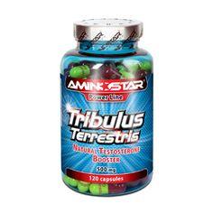 TRIBULUS TERRESTRIS 500 mg 120 Caps - Aminostar - Tribulus