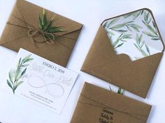 Diy wedding invitations with botanies, hand crafted wedding invites, spring weddings, rustic wedding ideas Destination Wedding Invitations, Vintage Wedding Invitations, Rustic Invitations, Wedding Invitation Templates, Wedding Stationery, Wedding Planning, Event Invitations, Wedding Envelopes, Wedding Cards