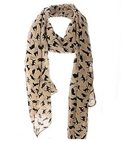 So cute for Halloween New fashion with lovely cat scarf XF23 FROM SH(TM)