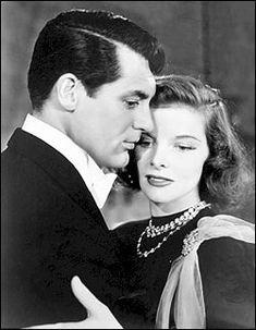Holiday - Cary Grant, Katharine Hepburn